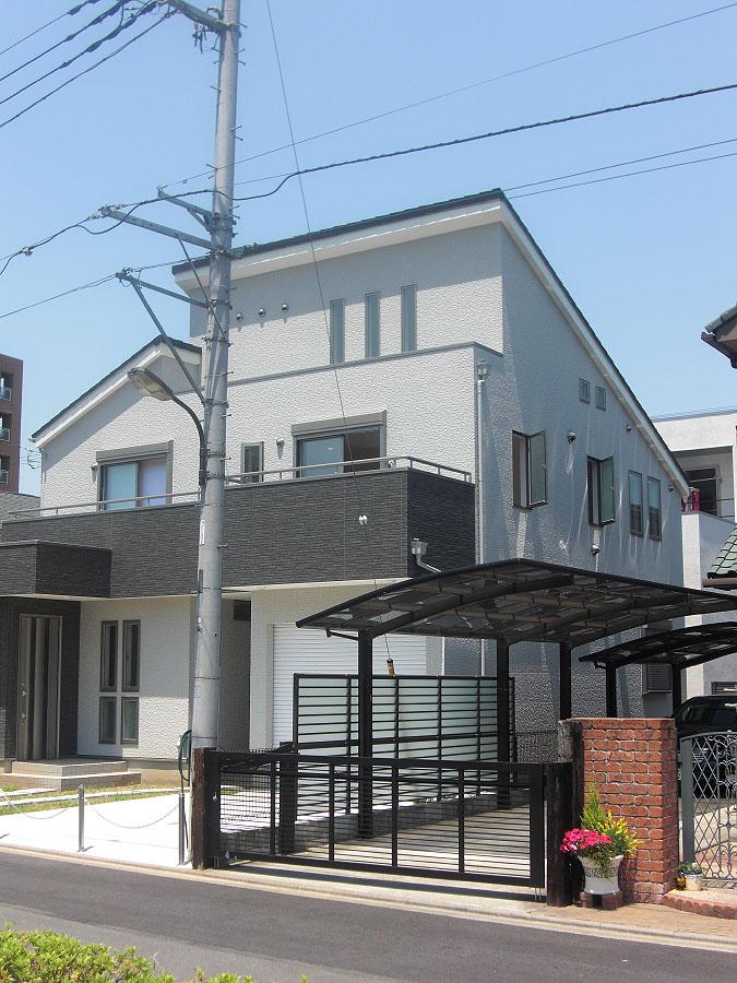 稲城市榎戸西 A様邸 マルオ建設施工事例