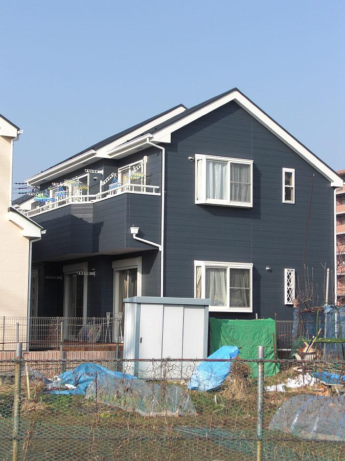稲城市榎戸西 K様邸 マルオ建設施工事例