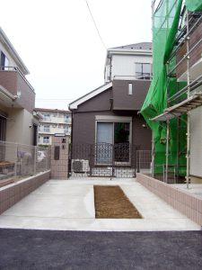 稲城市東方3C N様邸マルオ建設施工事例