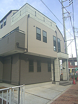 稲城市K様邸 マルオ建設施工事例