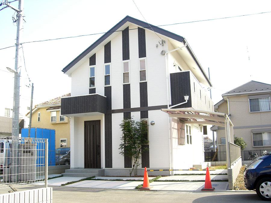 稲城市下方15N H様邸 マルオ建設施工事例