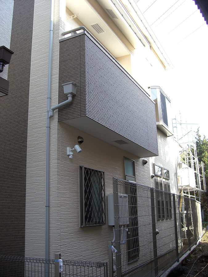 稲城市下方G K様邸 マルオ建設施工事例