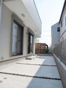 稲城市下方M H様邸 マルオ建設施工事例