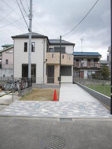 稲城市下方Q W様邸 マルオ建設施工事例