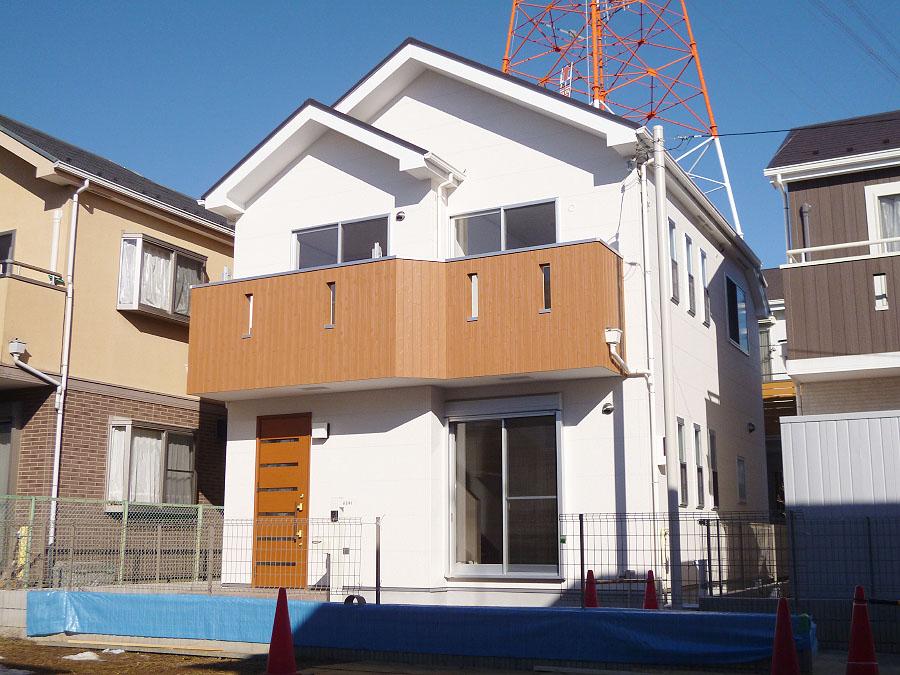稲城市下方F A様邸 マルオ建設施工事例