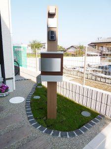 稲城市大丸南8G A邸 マルオ建設施工事例