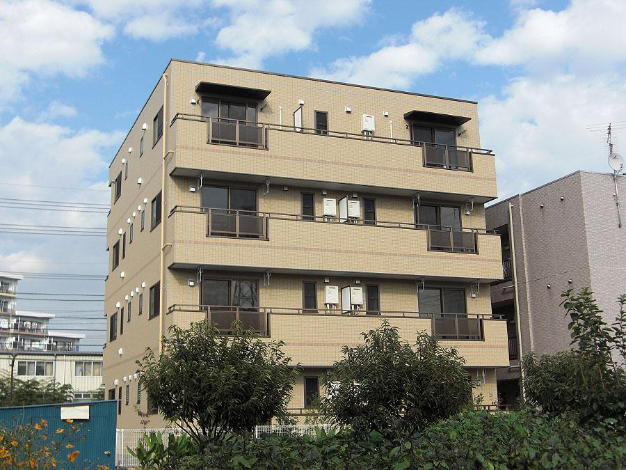 稲城市 O様 共同住宅 マルオ建設施工事例