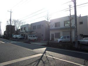 稲城市 U様貸事務所 マルオ建設施工事例
